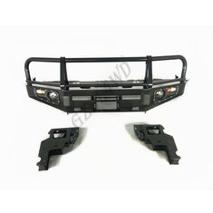 FJ100 Bull Bar Heavy Duty Front Bumper For Toyota Land Cruiser 100 Series